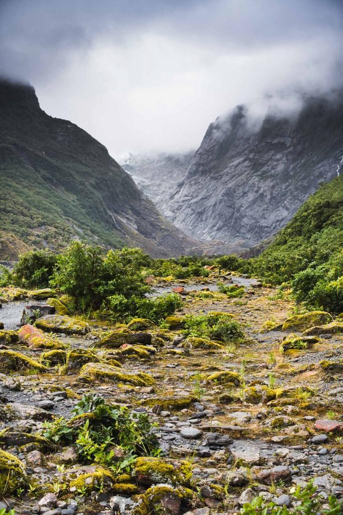 Franz Josef Glacier-New Zealand-Sarah Galvan Photographe