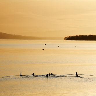 Neuchâtel et son lac